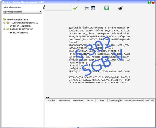 Maschinenlesbare Abrechnung nach §302 SGB V