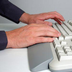 Computerarbeitsplatz - Ergonomie!