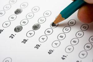 Zunahme von Untersuchungen und Tests