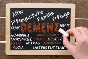 Demenz und Ergotherapie