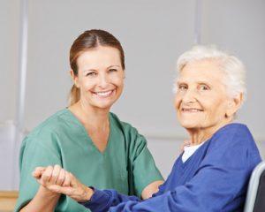 Homecare - Häusliche Pflege