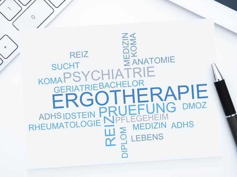 Ergotherapie Teaser