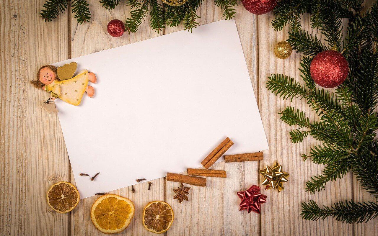 Bildquelle: pixabay 2995005, LubosHouska, Weihnachtskarte christmas-2995005_1280