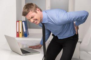 Was verursacht Rückenschmerzen - Wo hilft der Ergotherapeut und wo der Physiotherapeut